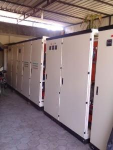 Perakitan LVMDP Kapasitor Bank